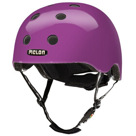 Melon Urban Active Rainbow Fahrradhelm Purple